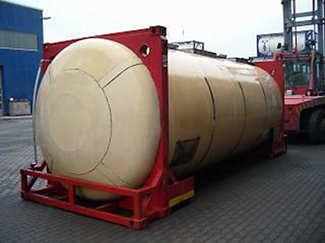 Iso Tank Containers, Swab Tank Containers, by Quantum Tanks